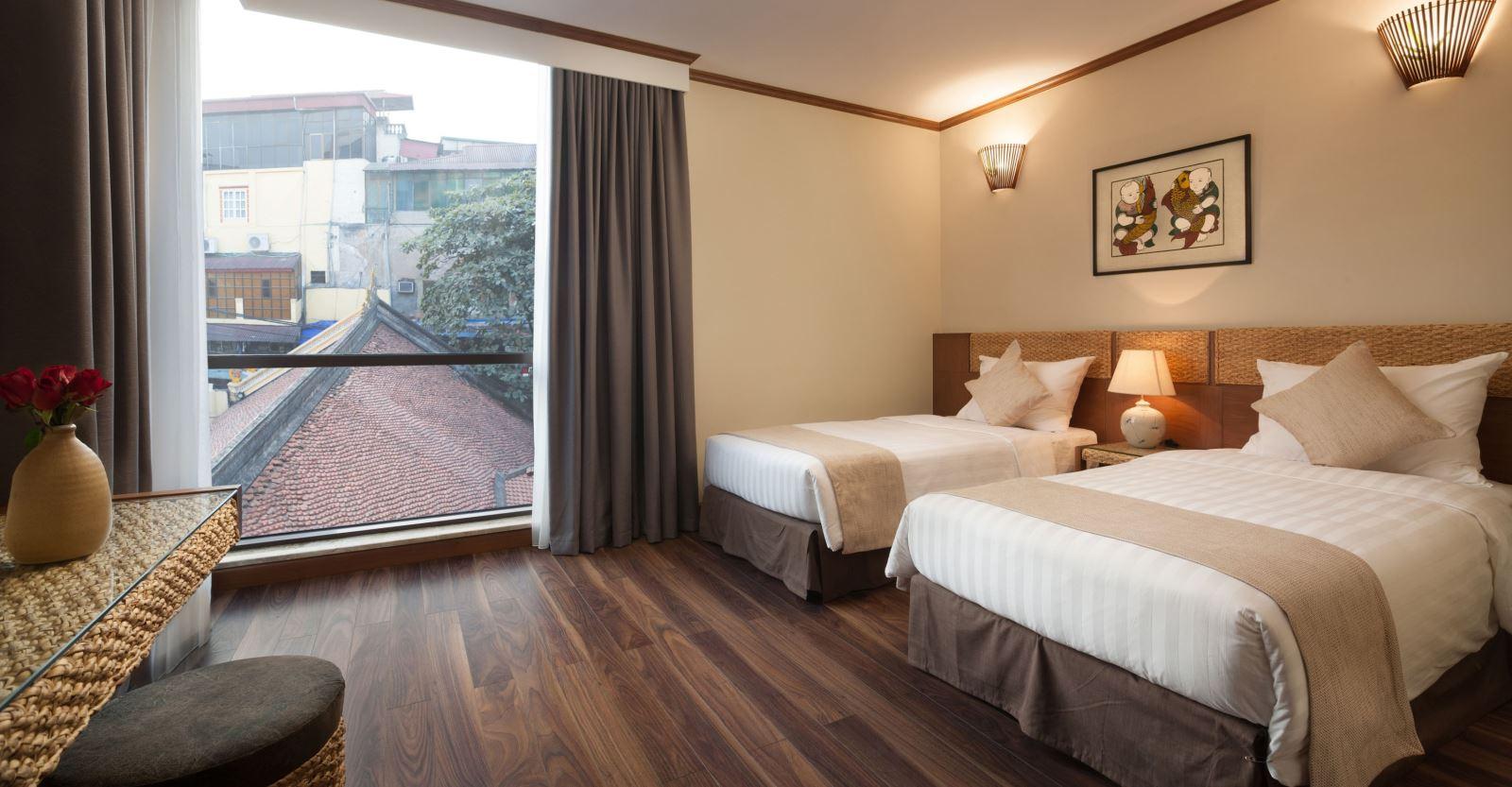 Mk premier boutique hotel for Design boutique hotel hanoi